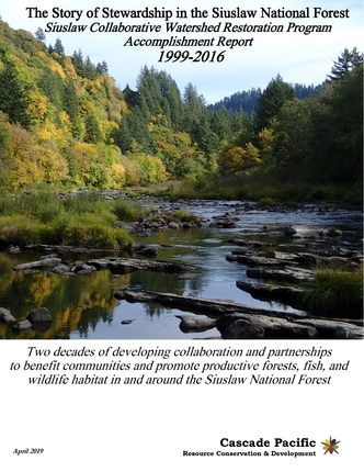 The Story of Stewardship on the Siuslaw National Forest