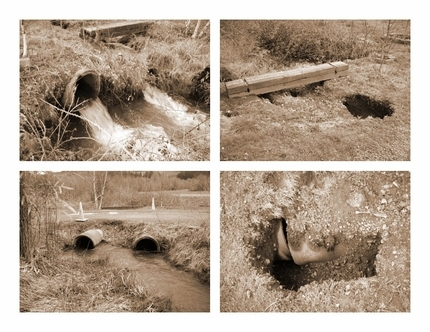 Ryder Creek culvert pre-project